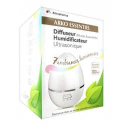 arkopharma arko essentiel diffuseur humidificateur ultrasonique