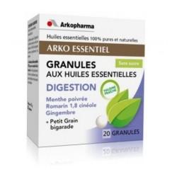 arkopharma arko essentiel digestion granules aux huiles essentielles