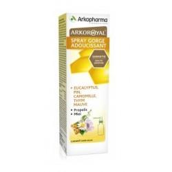 arkopharma arkoroyal spray gorge adoucissant 30 ml