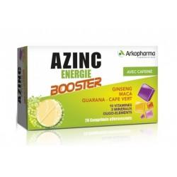 arkopharma azinc energie booster 20 comprimés