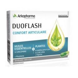 arkopharma duoflash confort articulaire 20 gélules