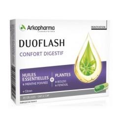 arkopharma duoflash confort digestif 20 gélules