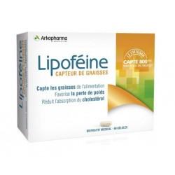 arkopharma lipoféine capteur de graisses 60 gélules