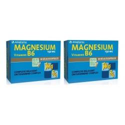 arkopharma magnésium vitamine b6 2 x 60 gélules