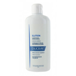 ducray elution shampooing rééquilibrant 400 ml
