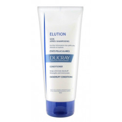 ducray elution soin après-shampooing états pelliculaires 200 ml