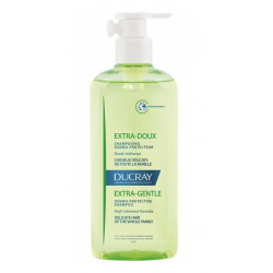 Ducray Shampooing Extra-Doux Flacon Pompe 400 ml