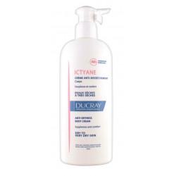 ducray ictyane crème anti-dessèchement corps 400 ml