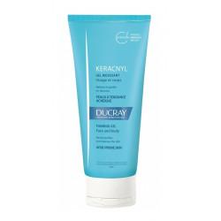 ducray keracnyl gel moussant visage et corps 200 ml