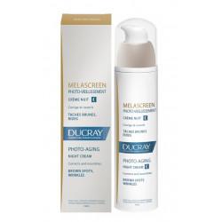 ducray melascreen crème nuit 50 ml