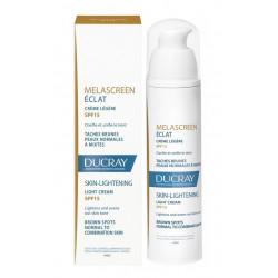 ducray melascreen éclat crème légère spf 15 40 ml