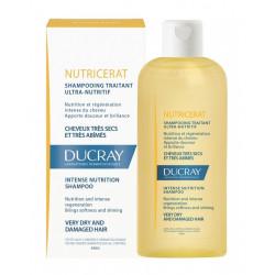 ducray nutricerat shampooing traitant ultra-nutritif 200 ml