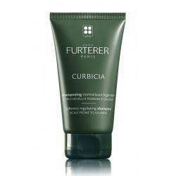 rené furterer curbicia shampooing normalisant légèreté 150 ml