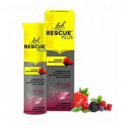 Bach Rescue Plus 15 Comprimés Effervescents