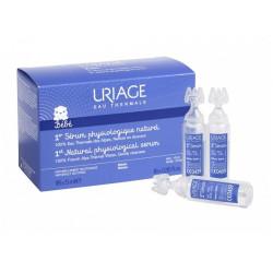 uriage bébé 1er sérum physiologique naturel 18 x 5 ml