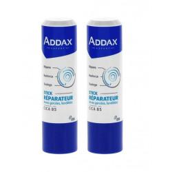 addax cica b5 stick réparateur lèvres 2 x 4 g