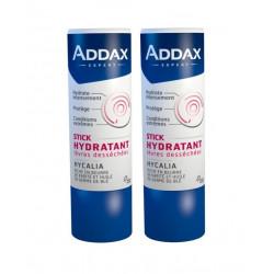 addax hycalia stick lèvres 2 x 4 g