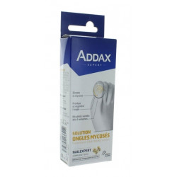 addax nailexpert solution ongles mycosés 4 ml