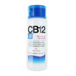 cb12 bain de bouche haleine sûre 250 ml