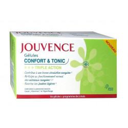jouvence confort & tonic 60 gélules