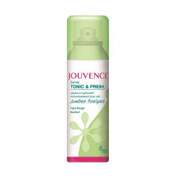 jouvence spray tonic & fresh 125 ml
