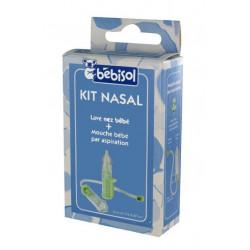 bébisol kit nasal lave-nez et mouche bébé