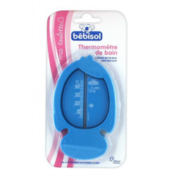 bébisol thermomètre de bain
