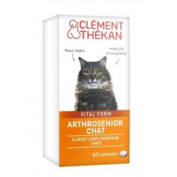 Clément Thékan Vital'Form Arthrosenior Chat 60 Comprimés