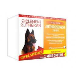 clément thékan vital'form arthrosenior chien 120 comprimés
