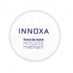 innoxa fond de teint mousse matifiant moyen 15 ml
