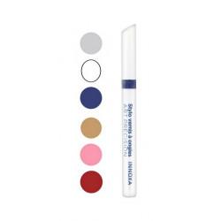 innoxa stylo vernis à ongles art précision blanc 3 ml