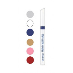 innoxa stylo vernis à ongles art précision bleu 3 ml