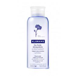 Klorane Eau Florale Démaquillante Au Bleuet Apaisant 400 ml