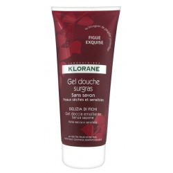 Klorane Gel Douche Surgras Figue Exquise 200 ml