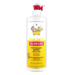 Klorane Petit Junior Bain Moussant Apaisant 500 ml
