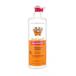 Klorane Petit Junior Shampooing Démêlant Parfum Pêche 500 ml