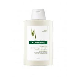 Klorane Shampoing Extra-Doux au Lait d'Avoine 100 ml
