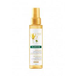 Klorane Soin Soleil Huile Protectrice à la Cire d'Ylang-Ylang 100 ml