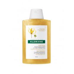 Klorane Soin Soleil Shampooing Nutritif à La Cire d'Ylang-Ylang 200 ml