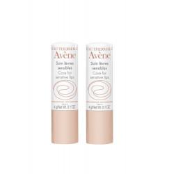Avène Soin Lèvres Sensibles 2 x 4 g