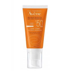 Avène Solaire Crème SPF 50+ Sans Parfum 50 ml