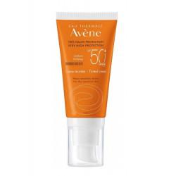 Avène Solaire Crème Teintée SPF 50+ 50 ml