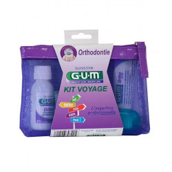 Gum Travel Kit Orthodontics