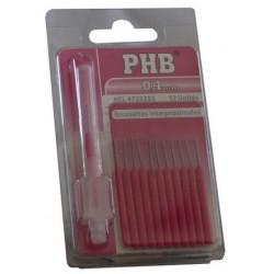 Crinex PHB 12 Brossettes Interdentaires 0.4 mm