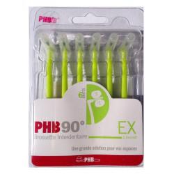 Crinex PHB 90° EX 6 Brossettes Interdentaires