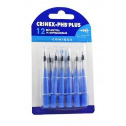 Crinex PHB Plus Conique 12 Brossettes Interdentaires