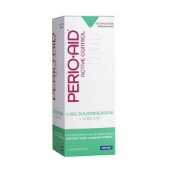Perio-Aid Bain de Bouche Active Control 500 ml