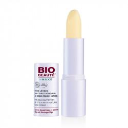 Bio Beauté By Nuxe Stick Lèvres Réparateur au Cold Cream Naturel 4 g