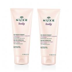 Nuxe Body Melting Shower Gel 2 x 200 ml