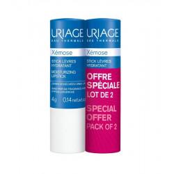Uriage Xémose Stick Lèvres Hydratant 2 x 4 g
